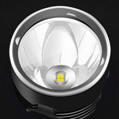 Super-bright 90000lm flashlight CREE LED P70 Tactical torch USB +5000mAh battery 10