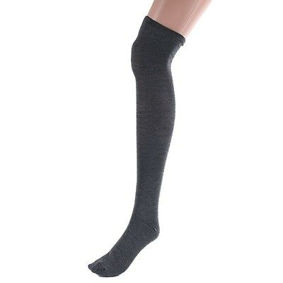 Ladies Over The Knee Cotton Socks Sizes Adult 4-7 UK Girls  Long School Socks 3