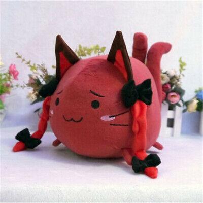 "14/"" Anime Touhou Project Sukusuku Hakutaku Kirisame Marisa Soft Plush doll Gift"