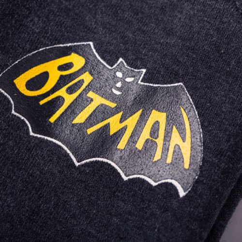 Toddler Kids Baby Girl Boy Outfits Clothes Batman Hooded Sweatshirt + Long Pants