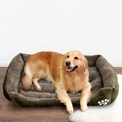 Pet Dog Bed Orthopedic Large Dog Beds Dog House Nest Kennel for Cat Puppy XXXL 3