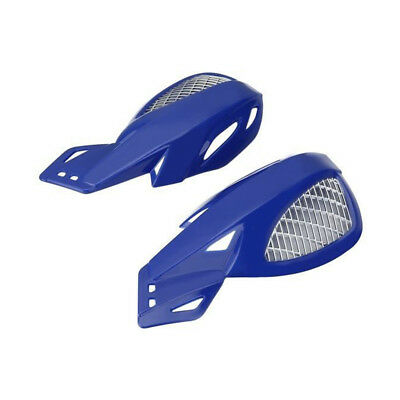 2pcs(L&R) Solid Motorcycle Hand Guard Protector w/ Mounting For 7/8''handlebar 6
