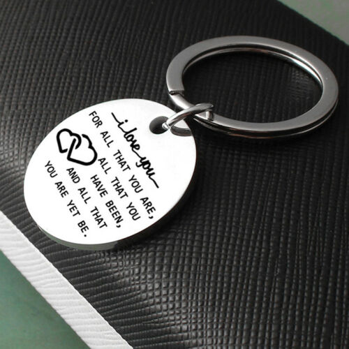 I Love You For Who You Are But That Dick Sure Is A Bonus Keyring Keychain QK 7