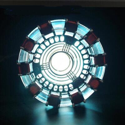 Iron Man Arc Reactor Proof that Tony Stark has a heart LED Lamp Light Arc MK2 4
