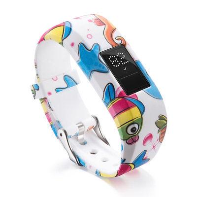 Replacement Band For GARMIN VIVOFIT JR JR2 JUNIOR Fitness Wristband Bracelet 9