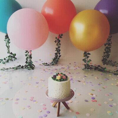18inch Colorful Big Latex Balloons Wedding Balloon Birthday Party Decor 2