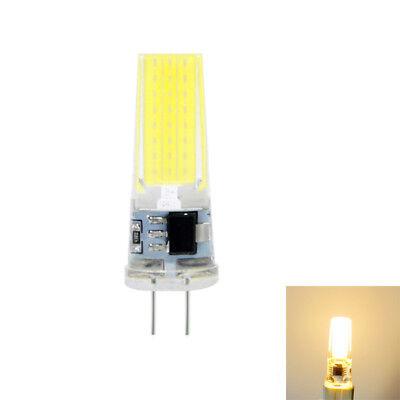 G4 / G9 / E14 9W COB 2508 LED Dimmbare Birne 220V Maislicht Warm / Kaltweiß 10