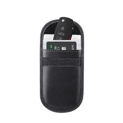 Car Keyless Key Entry Fob Anti-Theft Signal Guard Blocker Case Pouch Faraday Bag 3