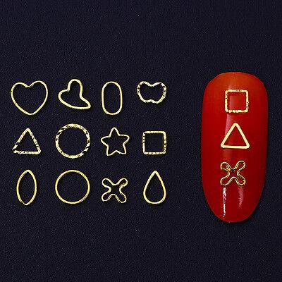 3D De uñas Arte Consejos Cristal Brillo Diamantes de imitación Decoración Rueda 6