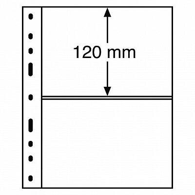 Leuchtturm 10 Optima-Hüllen 2S  Leuchtturm Nr. 322646