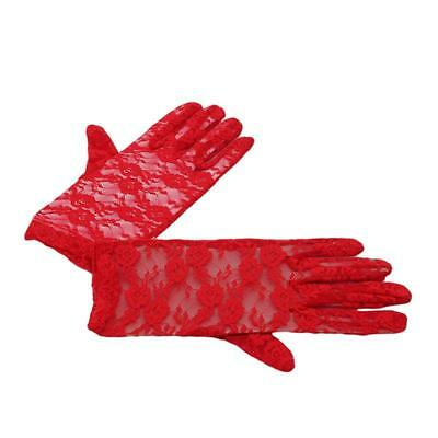 Clothing Accessories Lace Sun Gloves Gloves Sexy Party Comfortable Anti-UV LP 8