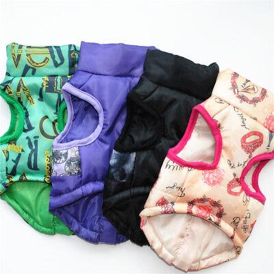 Dog Cat Coat Jacket Pet Supplies Clothes Winter Apparel Clothing Puppy Costume 5