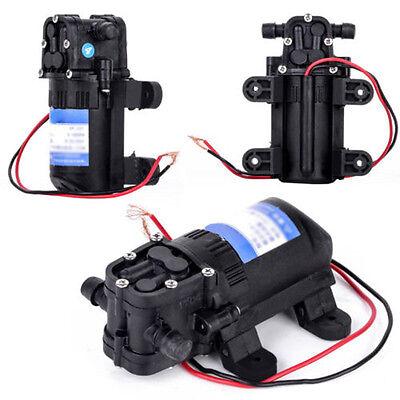 15W DC12V 1.5L//min Selbstansaugend Pumpe Mikro Membran Wasserpumpe Gartenpumpe