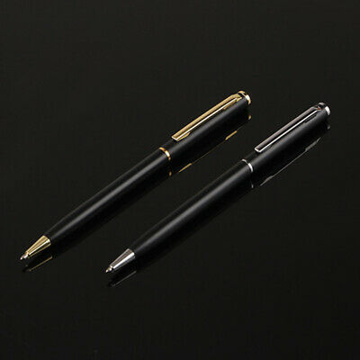 Stainless Steel Ballpoint Pen Office Ball Point Writing Pens Stationery Students 3