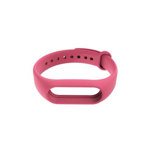 Original Silicon Wrist Strap WristBand Bracelet Replacement Band for XIAOMI MI 2 7