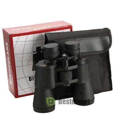 180x100 High Power Military Binoculars Day/Night BAK4 Optics Hunting Camping+Bag 12