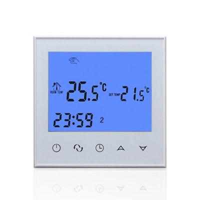 Thermostat sans Fil WIFI Programmable Ecran Tactile Contrôleur de Température 2