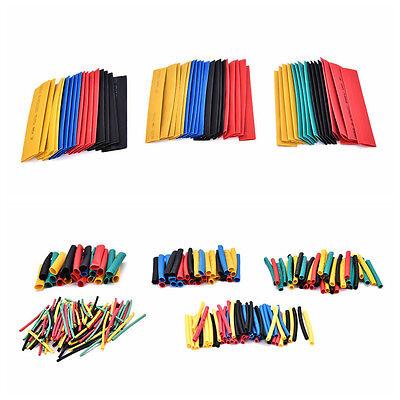 1 Schrumpfschlauch Wrap Sleeve Kit obenYR 328Stück 5 Farben 8 Größen sortiert 2