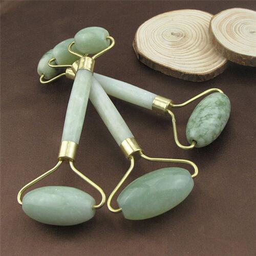 Massager mince de visage de rouleau de jade de beauté d'outil de massage facialB 2