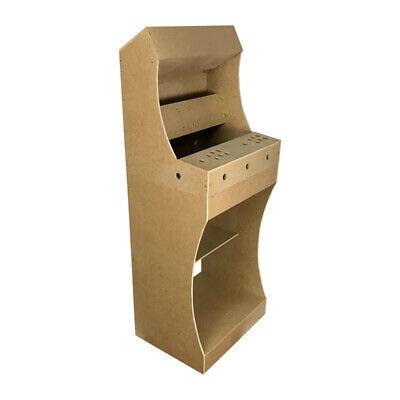 """Kit Mueble Bartop Light Arcade Recreativa Con Pedestal Max 25"""" De Pantalla 2"""