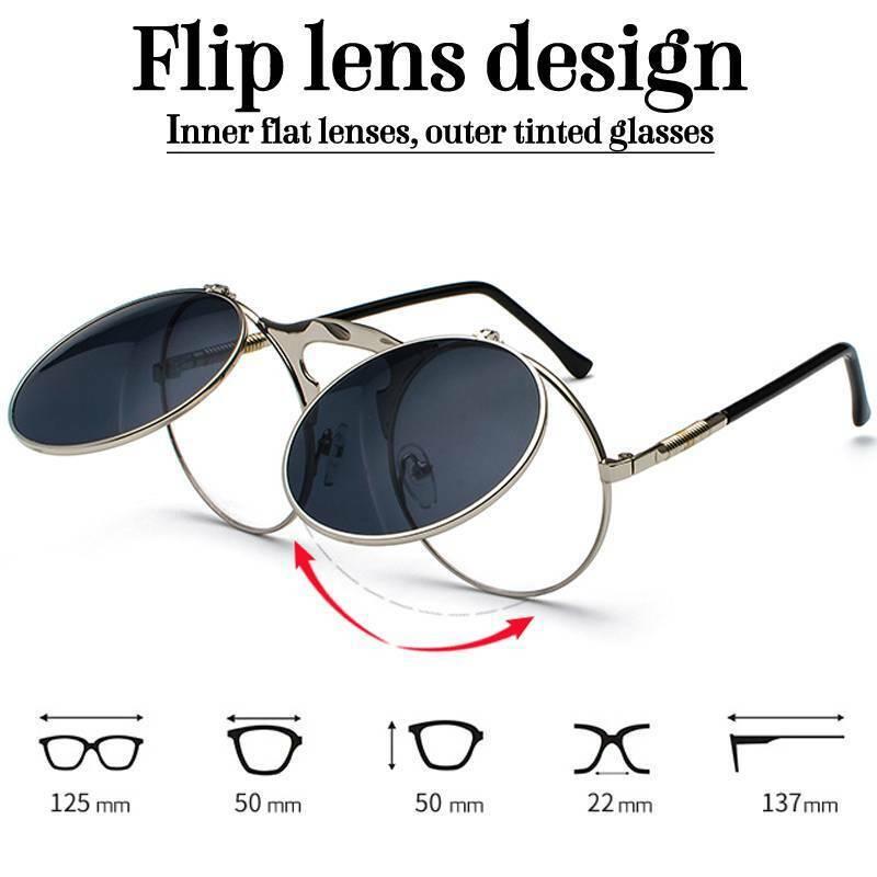 Mens Square Oval Pilot Sunglasses Polarized Large Shade Sun Glasses Eyewear NEW