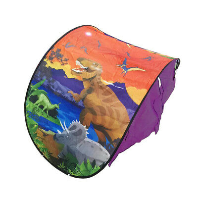 Dream Tents Kid House Space Adventure Wonderland Foldable Tent Pop up Indoor Bed