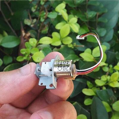 DC 5V 2-Phase 4-Wire Micro Mini 10mm Stepper Motor Linear Screw Shaft Slider Nut 4