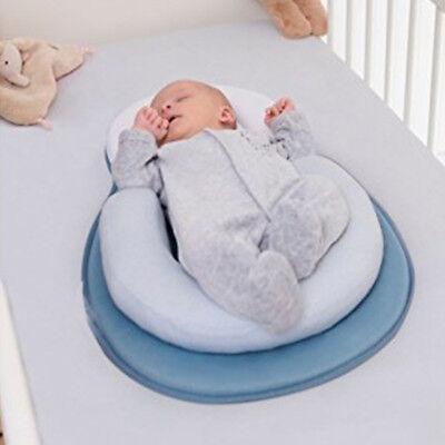 Portable Baby Kid Crib Folding Travel Nursery Infant Toddler Cradle Sleeping Bed 4