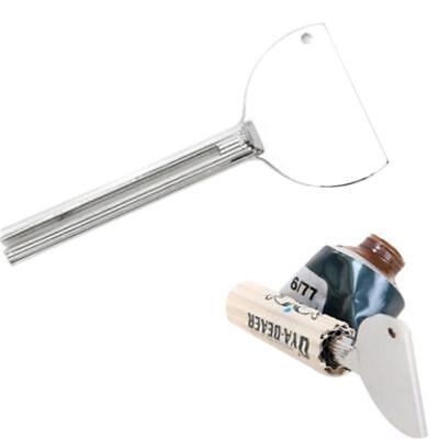 Tube Toothpaste Squeezer Keys, Metal Hair Dye Color Key Roller LH 2