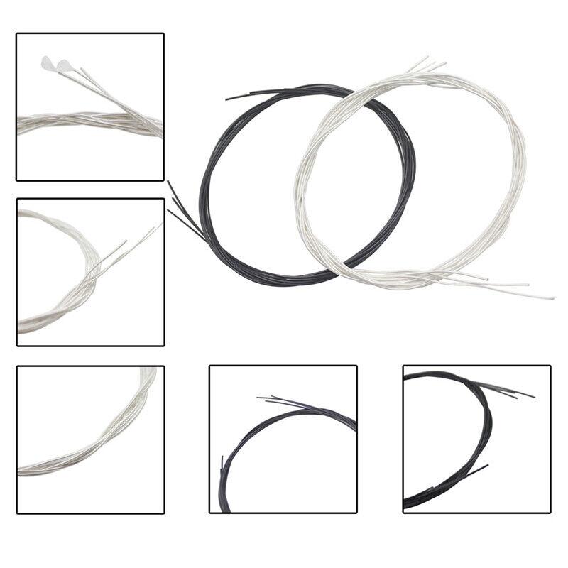 Corde per Chitarra 6 pezzi C101 Set di corde per chitarra classica Nylon Core W 3