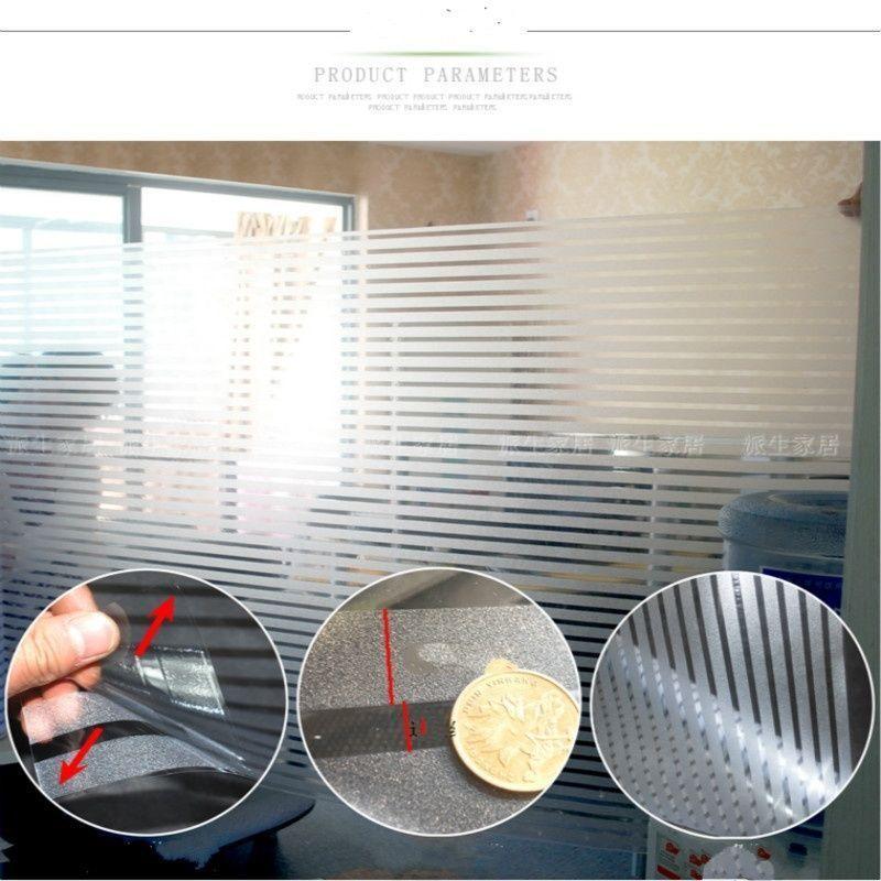 White frost 75cm x 4m-Protection Mat Opal Etch givré fenêtre teinter Teinte Film