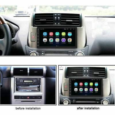 "7"" Android 8.1 AUTORADIO mit GPS Navigation NAVI BLUETOOTH WIFI DOPPEL 2 DIN MP3 9"