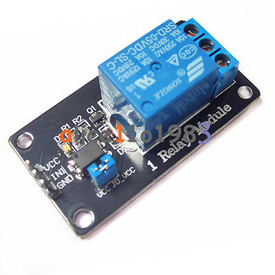 5V 1/2/4/8 Channel Relay Board Module Optocoupler LED for Arduino PiC ARM AVRC 2
