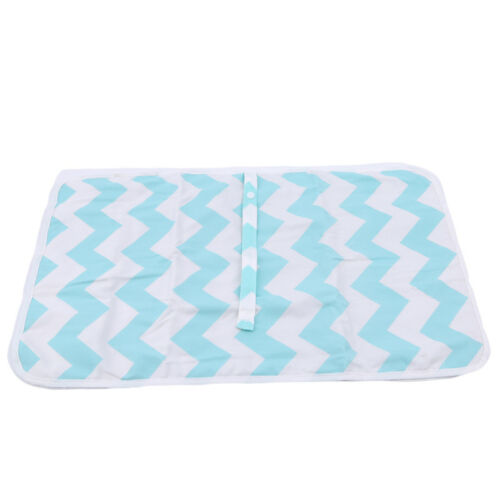 Baby Portable Travel Folding Diaper Changing Pad Waterproof Mat 6A 8