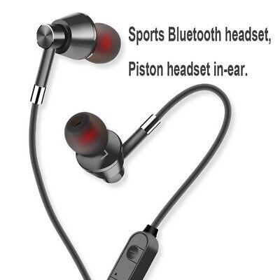 Wireless Bluetooth Sweatproof Headphones Sport Earphones Stereo Headset With Mic 3