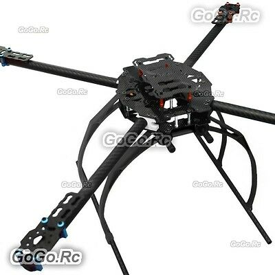 TAROT IRON MAN 650 Foldable 3K Carbon Fiber Quadcopter Frame TL65B02 ...