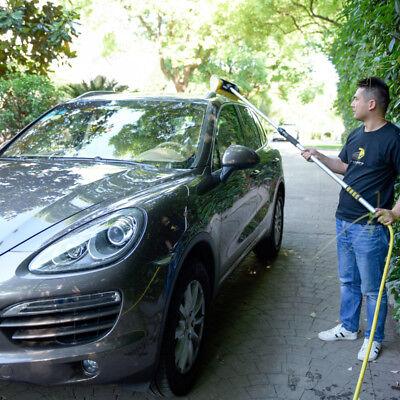 Carcarez Car Wash Brush Head Super Soft Heavy-Duty Bristle Clean Truck SUV 4