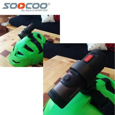 WIFI HD 1080P Sports Action Camera Bike Helmet Waterproof For Shotgun Camcorder 9