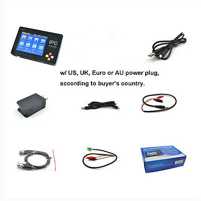 IP Digital & Analog CCTV Camera Tester Monitor Touchscreen WiFi PTZ 12V Output 7