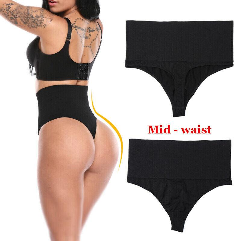 Fajas Colombianas Thong Body Shaper Slimming Shapewear Bodysuit Post Surgery US 11