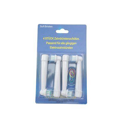 32 Testine  Precision Clean Compatibili Per Spazzolino Elettrico Oral B 3