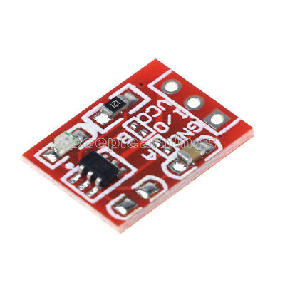 5 PCS NEW TTP223 Capacitive Touch Switch Button Self-Lock Module for Arduino