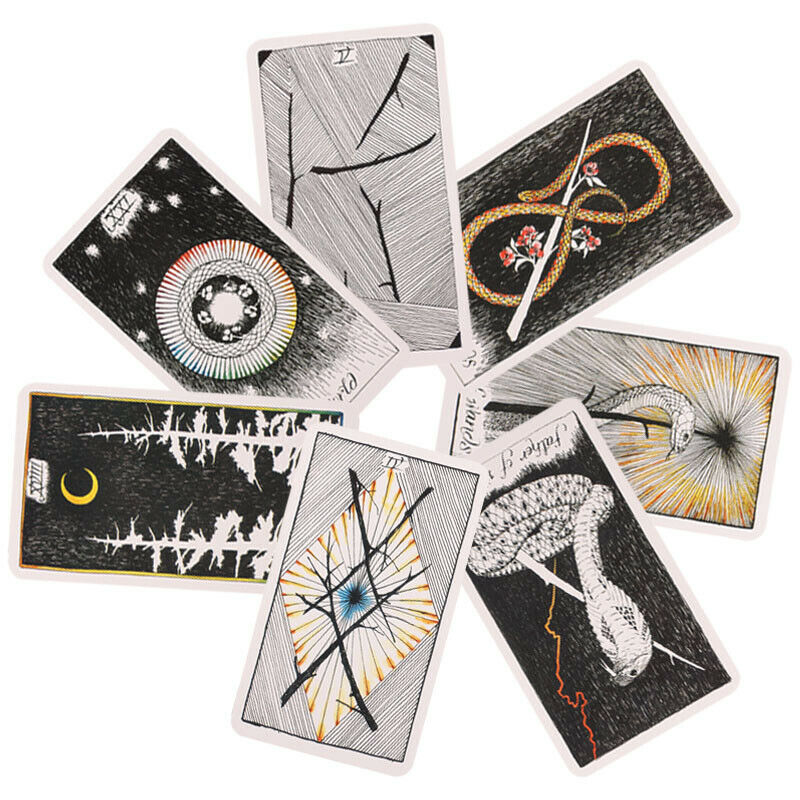 The Wild Unknown Tarot Cards Deck Rider-Waite Oracle Fortune Telling Card Gifts 4