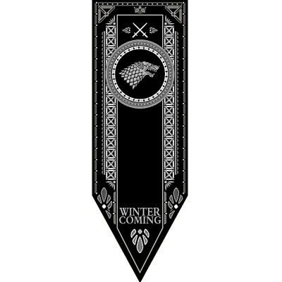 Game Of Thrones Flag Banner Kids Collectible Wall Printed decor free shipping 4
