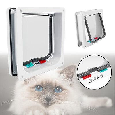 Katzentür Katzenklappe Tunnel Haustierklappe Eingangskontrolle Ausgang Tür Toll 3