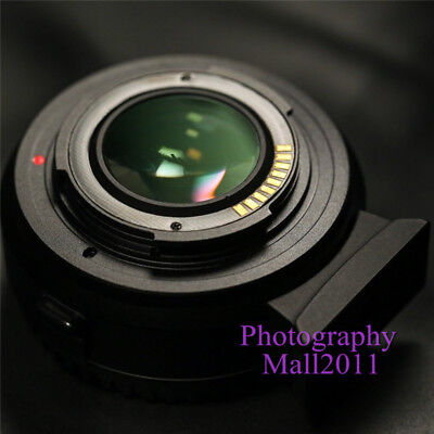 Viltrox EF-EOS M2 II AF Lens Adapter for Canon EF Lens to Canon EOS-M50 M3 M6 M2 4