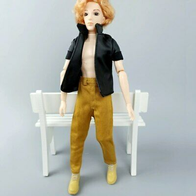 1/6 Boy Doll Clothes Hip Hop Handmade Pants For Ken Doll Trousers Casual Wear 8