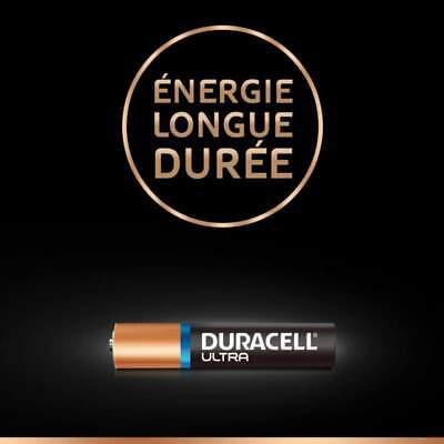2 X Duracell AAAA 1.5 V Ultra Piles Acalines MN2500 MX2500 E96 LR61 5