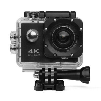 Full HD Action Camera Sport Camcorder Waterproof DVR 1080P/4K WiFi Remote Go Pro 9