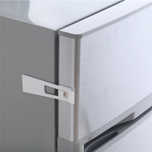 5 pcs Children Safety Protect Lock Refrigerator Guard Door Drawer Baby Latch D 2